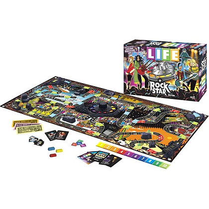 Usaopoly The Game of LIFE Rock Star Edition