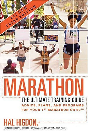 SIGNED COPY - Marathon: The Ultimate Training Guide