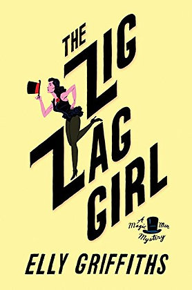 The Zig Zag Girl (Magic Men Mysteries)