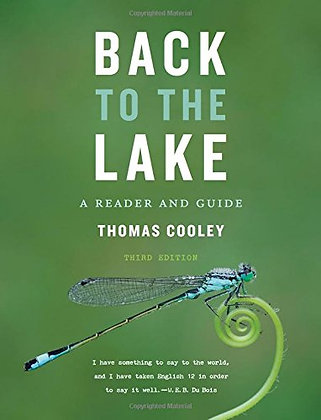 Back To The Lake: A Reader And Guide (Third Edition)