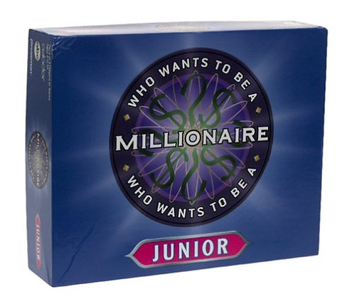 Who Wants to Be a Millionaire? Junior Version
