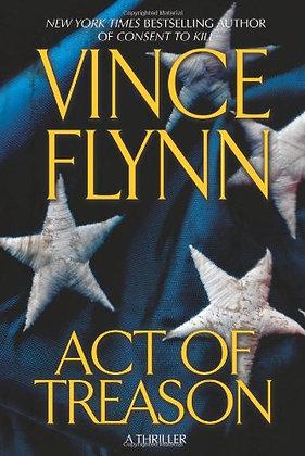 Act Of Treason (9) (A Mitch Rapp Novel)