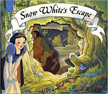 Snow White's Escape (Slide-N-Show Book)