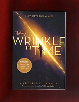 A Wrinkle in Time - Barnes & Noble Special Disney Edition. Color Photo Section,