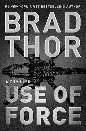 Use Of Force: A Thriller (16) (The Scot Harvath Series)