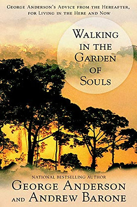 Walking In The Garden Of Souls: George Anderson'S Advice From The Hereafter For