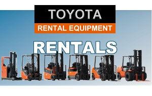 Rockford Forklift Rentals