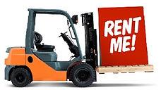Rent Forklifts