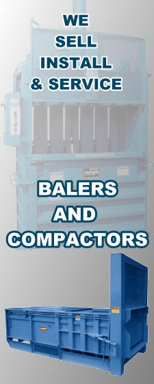 Baler Compactor Equipment