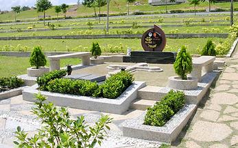 nirvana double burial plot