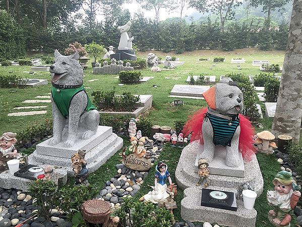 富贵宠物墓园