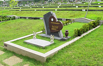nirvana single burial plot