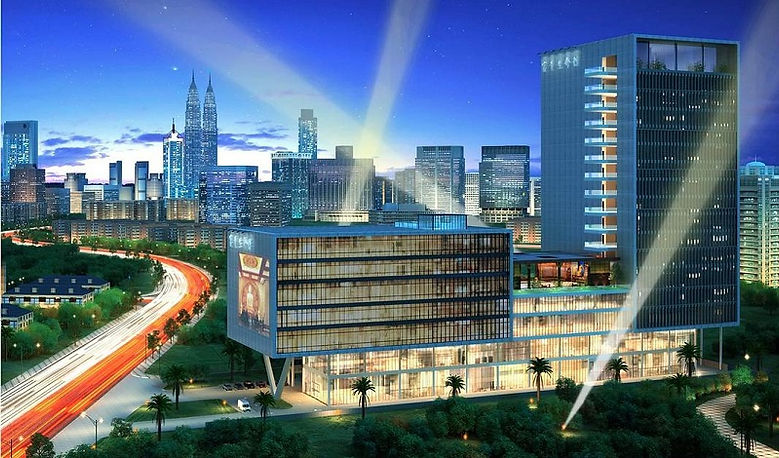 Nirvana Centre Kuala Lumpur