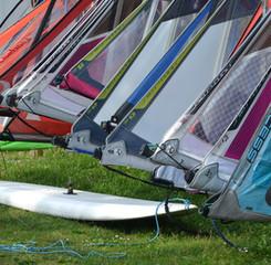 Windsurf Board and Sails