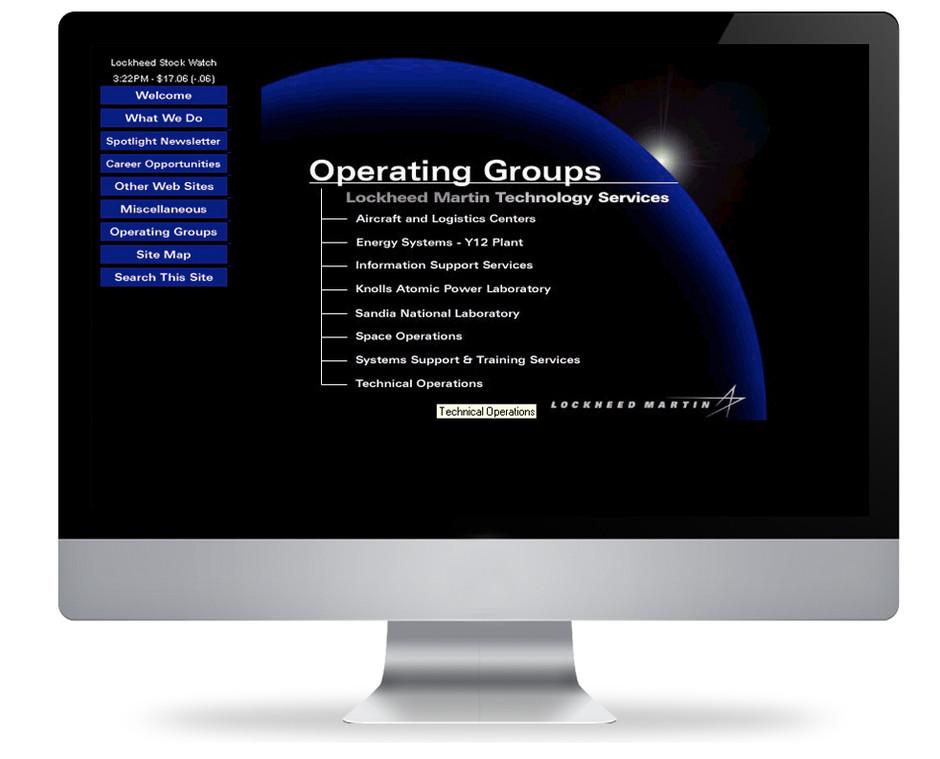 Lockheed Martin Website