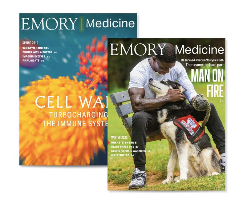 Emory Medicine magazine