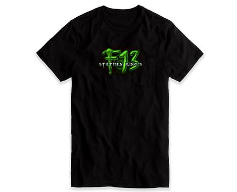 Stephen King's F13 T-shirt