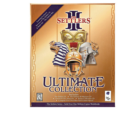 Settlers III: Ultimate Collection Packaging