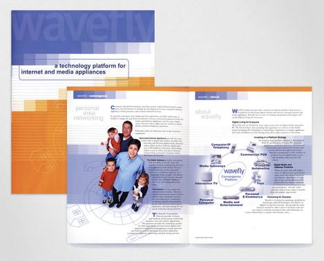 Wavefly Technology Platform brochure