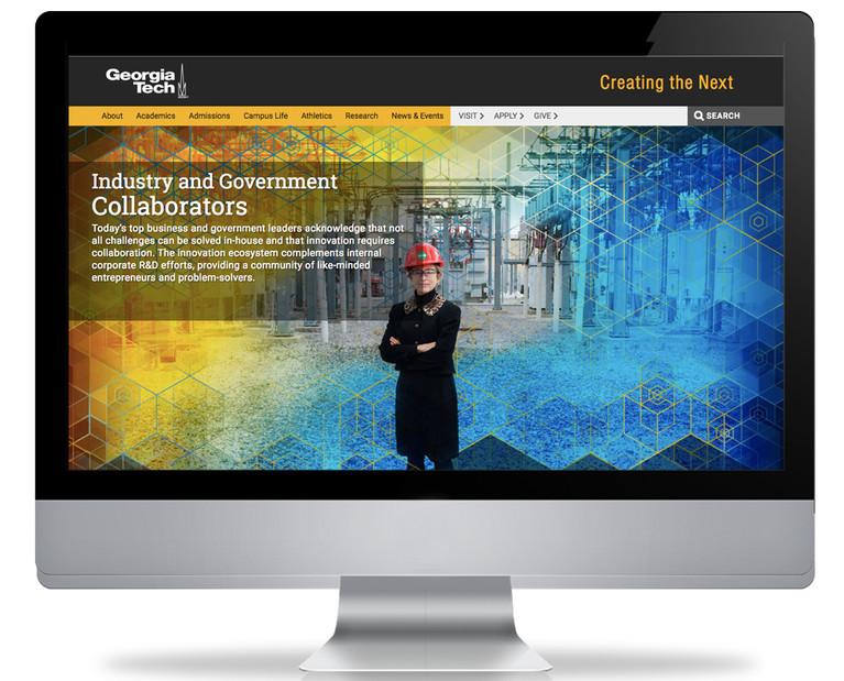 Innovation Ecosystem: Industry Collaboration