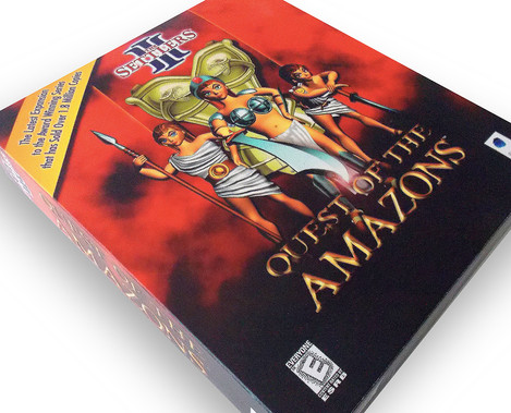 Settlers III: Quest of the Amazons