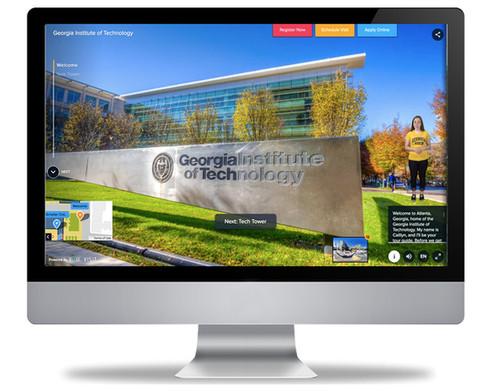 Georgia Tech Virtual Tour