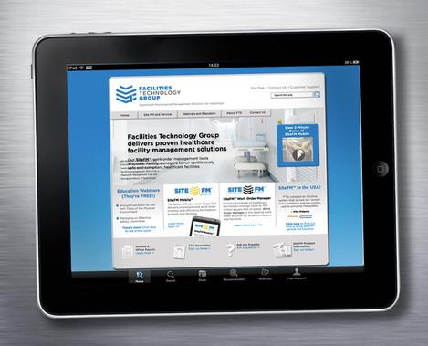 Factech Web Redesign