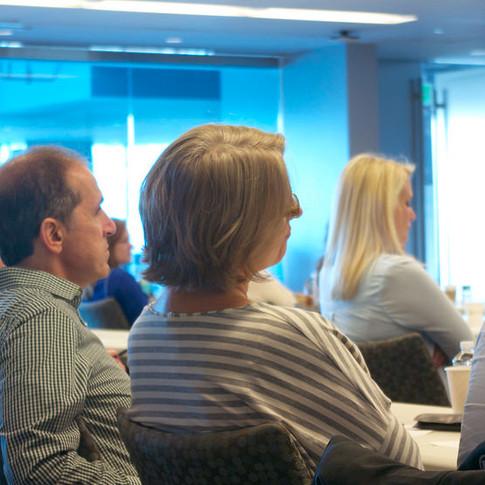 Visualizing Design Strategy Workshop - Boston