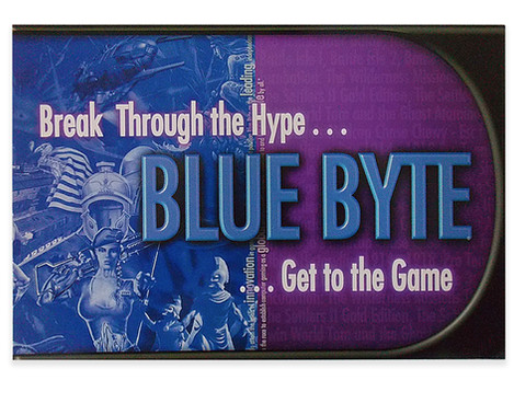 Blue Byte Mailer