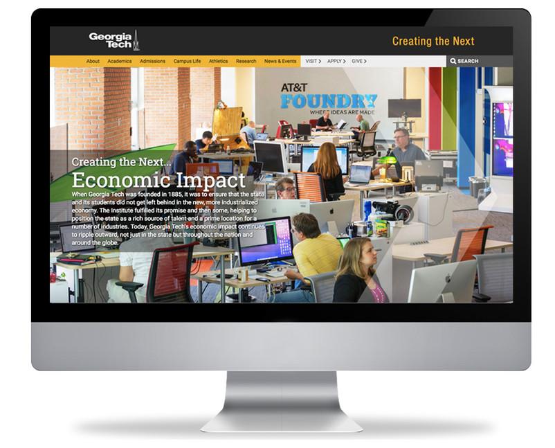 Creating the Next: Economic Impact