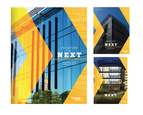 Georgia Tech Executive Leadership brochures