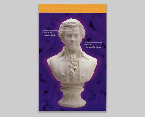 Haddonfield Symphony Season Brochure