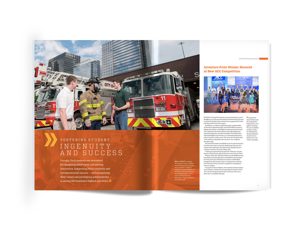 Georgia Tech Annual Report