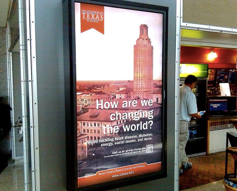Airport Digital Advertising