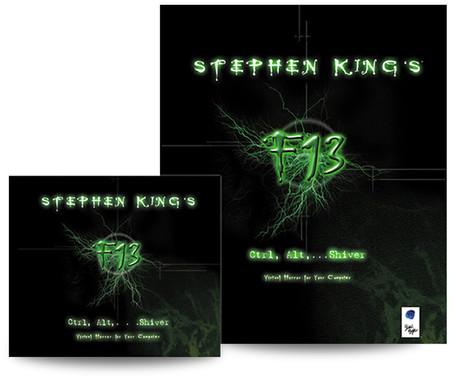 Stephen King's F13 Packaging