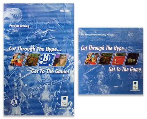 Blue Byte Product Catalog