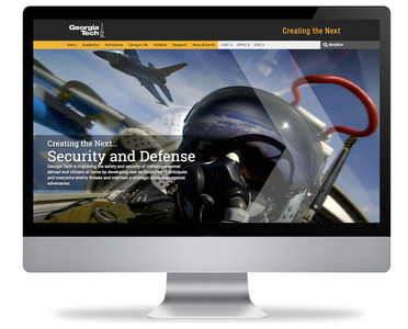 Creating the Next: Security and Defense
