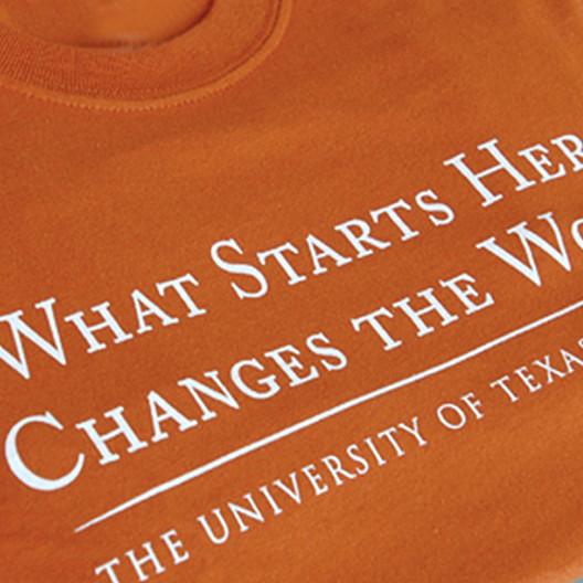 The University of Texas at Austin brand