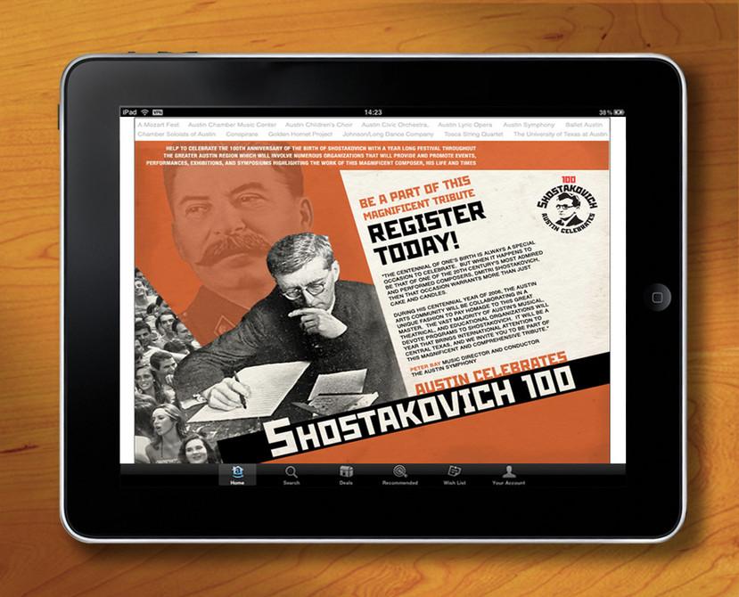 Shostakovich 100 Celebration