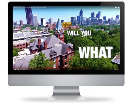 Creating the Next NCAA TV Spot
