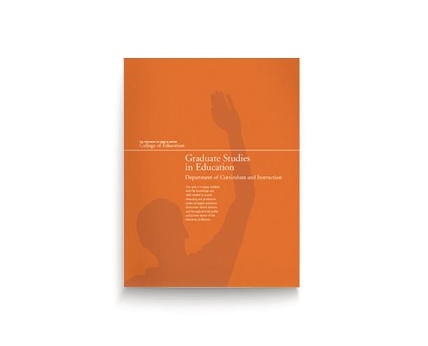 Graduate Studies brochure