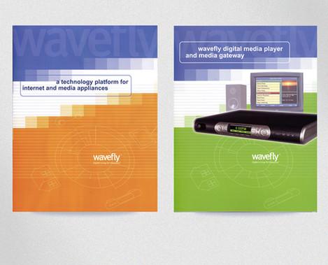 Wavefly Marketing Brochures