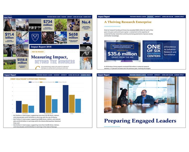 Emory Impact Report