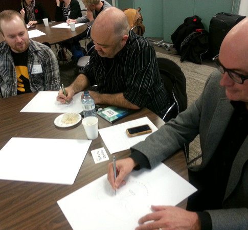 RGD Design Thinking Conference - Toronto