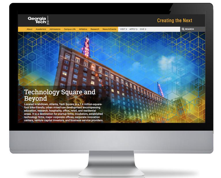 Innovation Ecosystem: Tech Square