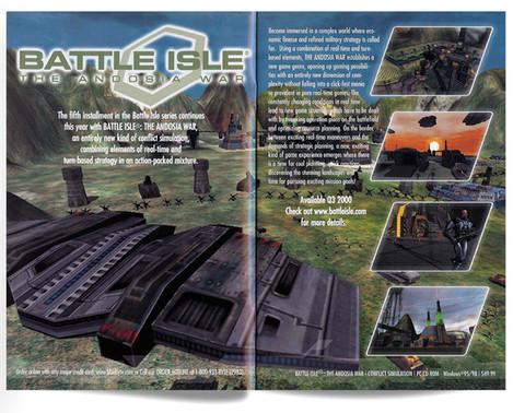 Blue Byte Product Catalog: Battle Isle