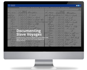 Documenting Slave Voyages