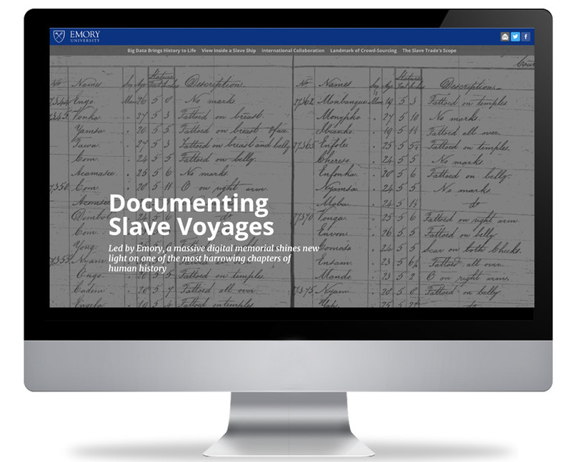 Documenting Slave Voyages