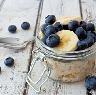 Low FODMAP, IBS friendly and Monash certified Dietitian approved oat pots