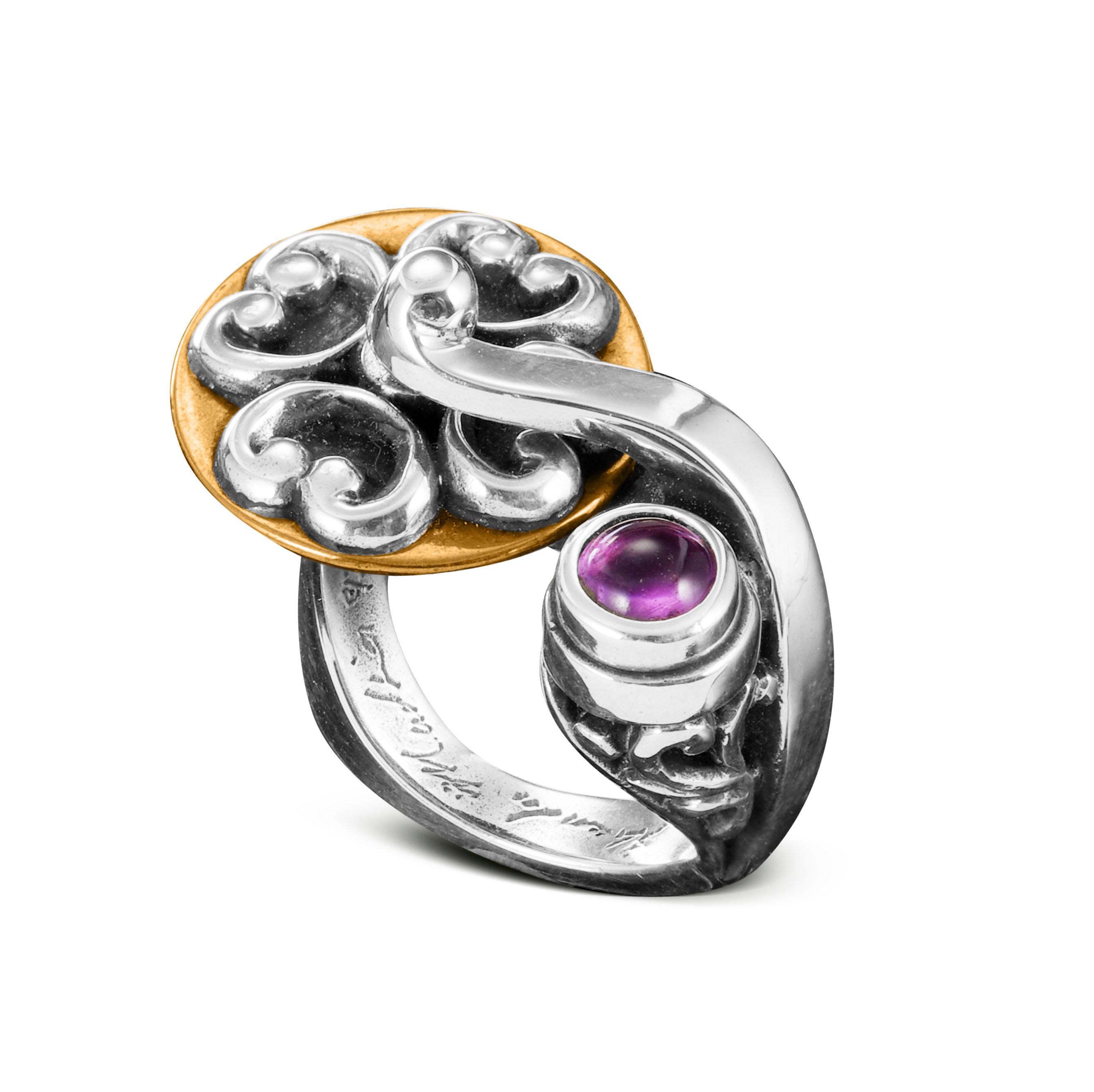 KS136-silver-ring